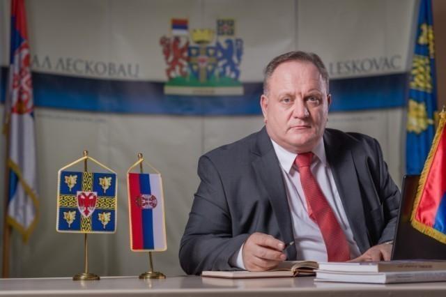 Jubilej: Deset godina od imenovanja prvog gradonačelnika Leskovca