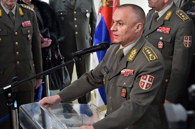 Izjava komandanta KOV general-potpukovnika Milosava Simovića, povodom Dana Kopnene vojske Srbije u Aleksincu