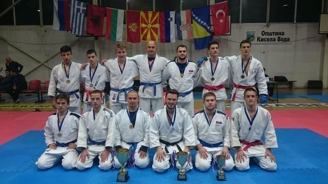 11 медаља за Џудо и џиу џицу Клуб НИФ из Алексинца