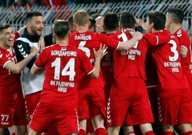 Нишки Раднички креће од првог кола у Лиги Европе