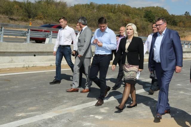 """Михајловићева: Предузеће """"Ратко Митровић"""" да се држи рокова изградње мостова на Коридору 10, или..."""