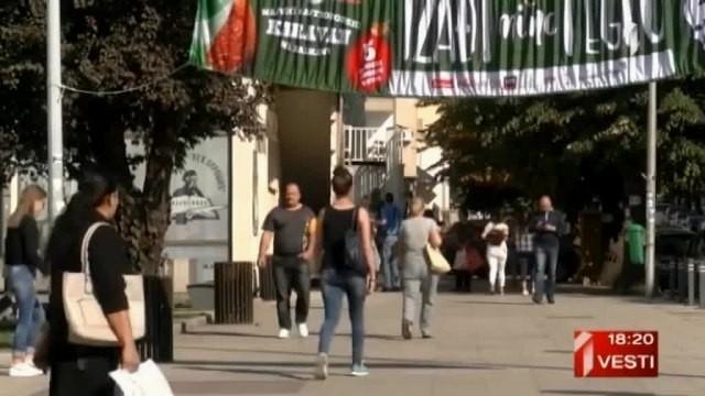 """Грађани забринути и уплашени, Алексинац званично """"безбедан град"""""""