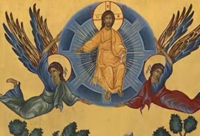 Данас се слави Вазнесење Христово - Спасовдан