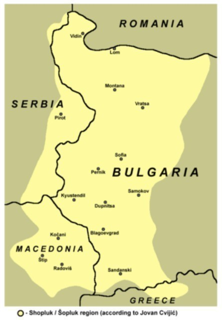 Ко су Шопи у Србији?
