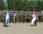 Vranje: Ispraćaj vojnika u Liban