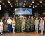 Врање: Војска Србије и Национана гарда Охаја на заједничкој медицинској акцији