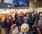 Аеродром забележио раст промета