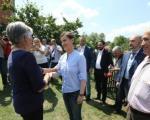 Након жалбе премијерки Брнабић, село Тмава у Топлици за 15 дана добило пут