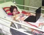 Pogoršano stanje: Bolesna Anastasija vratila se u Beograd