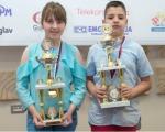 Omogućimo Anđeli i Pavlu da otputuju na Svetsko šahovsko prvenstvo u Kaljari
