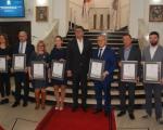 "Uručena priznanja dobitnicima nagrade ""Sveti car Konstantin i carica Jelena"""