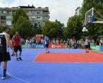 "U Leskovcu održan turnir u basketu ""Igram za pobedu""."