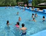 Градски базен у Прокупљу спреман за купаче