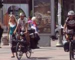 Бициклима до излетишта Градац