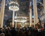 Распоред богослужења у нишком Саборном храму за Божић