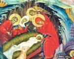 Данас се прославља рођење Христово, Божић