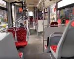Ванредна линија градског аутобуса за Задушнице