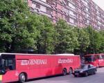 Због радова у Шумадијској, измена траса градског превоза