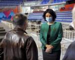 "Hala ""Čair"" postaje privremena kovid bolnica - Niš spreman za treći talas"