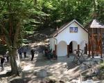 У селу Арбанашка после више деценија огласило се црквено звоно