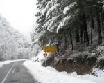 Октобарски снег у Црној Трави, мештани на мукама без струје телефона и интернета