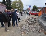 Gradonačelnik Leskovca optužuje izvođače za kašnjenja na gradilištima