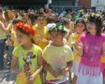 Олимпијски дечји карневал прошао кроз Пирот