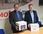 Левица Србија предала листу у Нишу