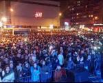 Неколико хиљада Нишлија и туриста на Тргу краља Милана дочекало 2019. годину