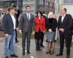 Зорана и Вања обишли Дољевац: Улагање у инфраструктуру за бољи живот грађана