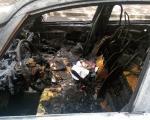 Изгорео аутомобил председнице