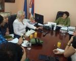 Цео дан са проблемима, сугестијама, захтевима: Четврти пријем грађана код начелнице Нишавског округа