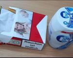 Дрога у кутији са жвакама, паклици цигарета и међу козметиком