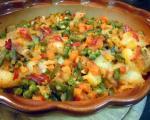 Стари рецепти: Свињско месо са поврћем