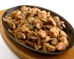 Стари рецепти из Ниша: Џигерица са печуркама