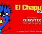 Још 300 карата за концерт El Chapulin solo - Manu Chao acoustic
