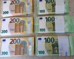 45 хиљада евра испод седишта сувозача