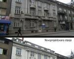 Obnova fasada u centru Niša