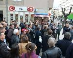 Protest radnika preduzeća Frad filteri u Aleksincu