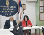 Babović stupio na dužnost - obećao nastavak istog kursa u Okrugu