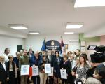 Захвалнице Нишавског округа за хуманост и пожртвовање