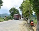 Nema više stare kocke, konačno rekonstrukcija saobraćajnice na ulazu u Grdelicu