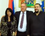 Градоначелник Лесковца приредио пријем за представнике амбасада Кубе и Венецуеле