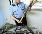 Uhapšena četvorica zbog proizvodnje i prodaje oružja