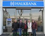 Отворена турска банка у Алексинцу