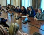 Ученици из Холандије у посети Нишу и Правно-пословној школи