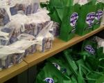 Medijana i Unija pekara darovali pakete namirnica za najugroženije u najvećoj niškoj opštini