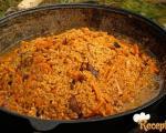 Stari recepti juga Srbije: Južnjački pilav sa piletinom, govedinom i ovčetinom