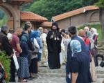 У јашуњском манастиру Свети Јован крај Лесковца обележен Ивањдан
