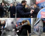 Jeremić otvorio beogradsku kancelariju, uskoro još 20 širom Srbije